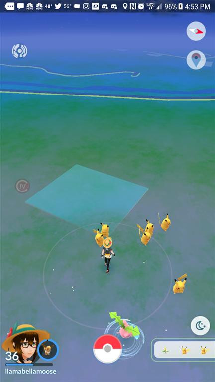 First Pokemon Go Community Day: 1/20/18 - Pottstown Pokemon Go